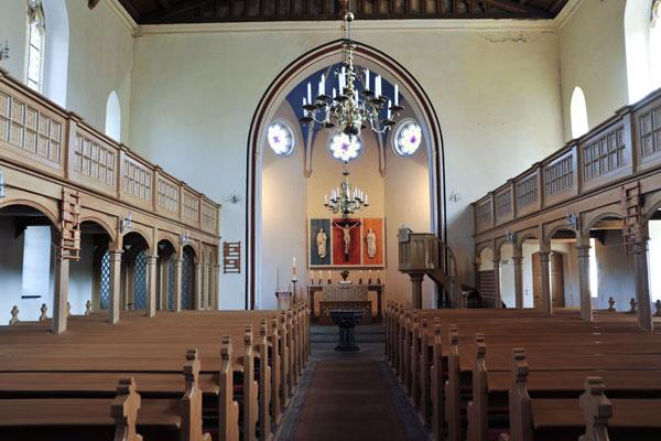 Kirche Zingst